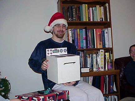 He likes it!  Jeffy likes it!