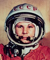 CCCP on Gagarin