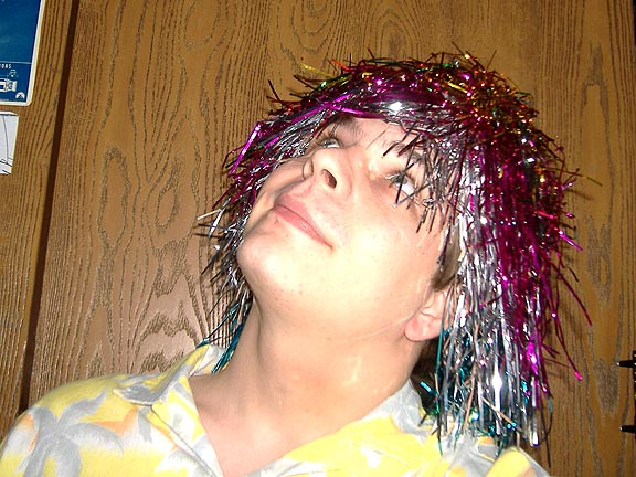 glimmer wig