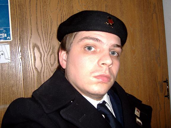 soviet beret